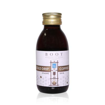Cold Drip Koffie - Ethiopië Organic Flesje 125 ML