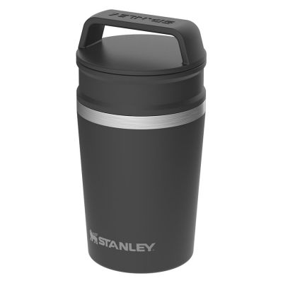 Stanley Adventure Shortstack Travel mug 0,23L - Matte Black