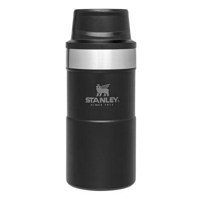 Stanley Trigger Action Travel mug 0,25L - Matte Blacke