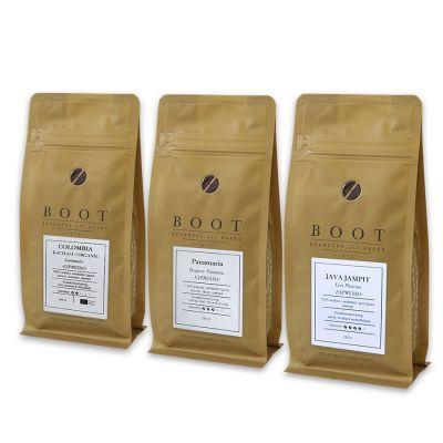 Boot KTC Espresso pakket - Garantie op Succes - 3-delig 250 gram