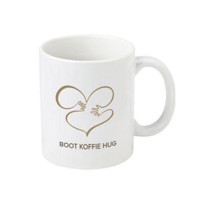 Boot Koffie Hug Mok