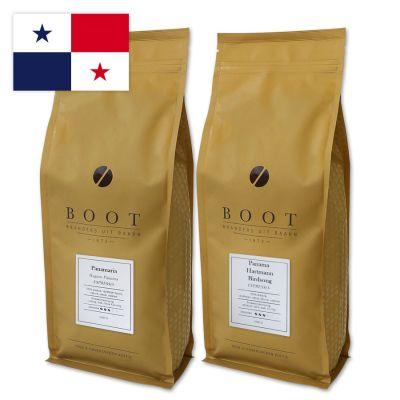 Best of Panama pakket - 2-delig 1 Kg Espresso
