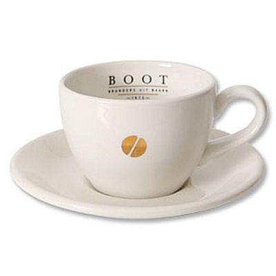 Cappuccino kop & schotel (Dudson)