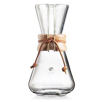 Chemex Classic Filter-Drip Coffeemaker 3 kops