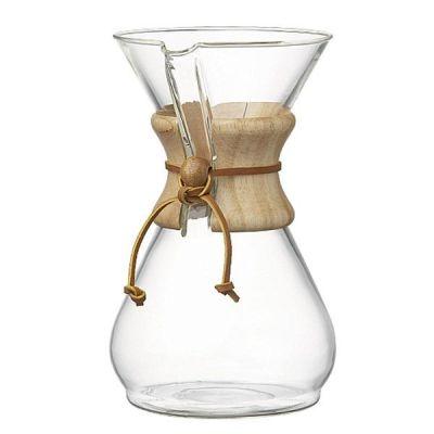 Chemex Classic Filter-Drip Coffeemaker 6 kops