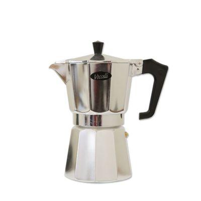Voccelli - Espressokan - 1 kops - Aluminium