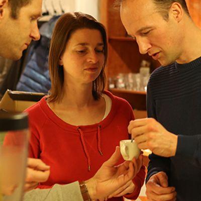 K 18 Koffieproeverij - Zaterdag 6 juni - Aanvang 13:30 uur - Het Lokaal Amersfoort