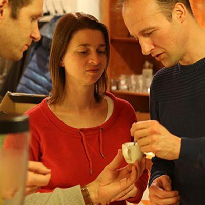 K26 Koffieproeverij - Zaterdag 25 september - Aanvang 13:30 uur - Het Lokaal Amersfoort