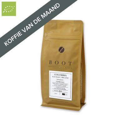 Colombia Kachalu Organic Espresso
