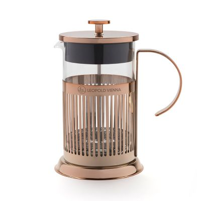 Cafetiere 800ml - koper