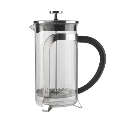 Cafetiere 1000ml - RVS shiny