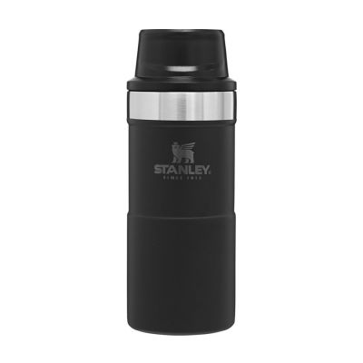 Stanley Trigger Action Travelmug 0,35L - Matte Black