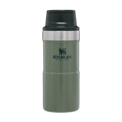 Stanley Trigger Action Travel mug 0,35L - Hammertone Green
