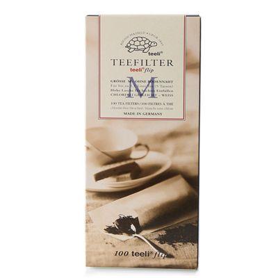 Theeflips Teeli maat M - Papieren theefilters