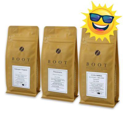 Zonnige zaligheid - Boot Zomerpakket Filter - 3-delig 250 gram