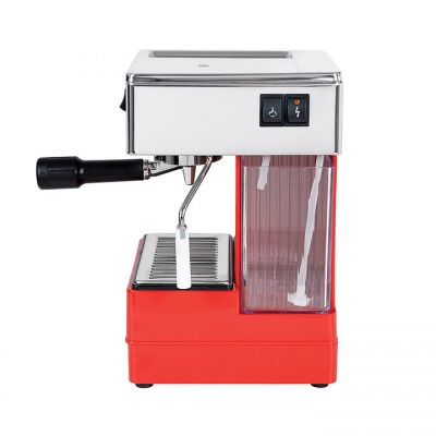 Quick Mill 820 voor losse koffie - Rood