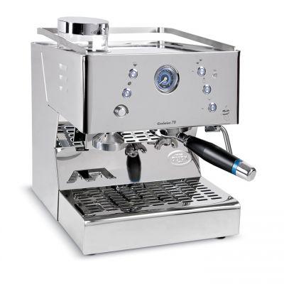 Quick mill 3135 - Met geïntegreerde koffiemolen