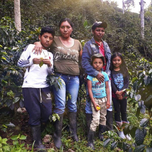 Coffee For Peace Colombia Buena Vista Espresso - Limited Edition