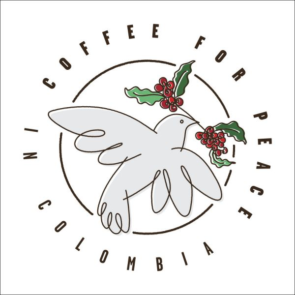 Coffee For Peace Colombia El Progreso Espresso - Limited Edition