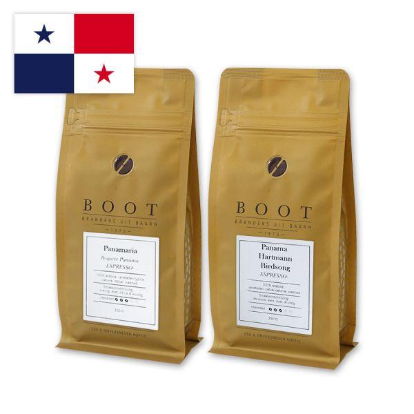 Best of Panama pakket - 2-delig 250 gram Espresso