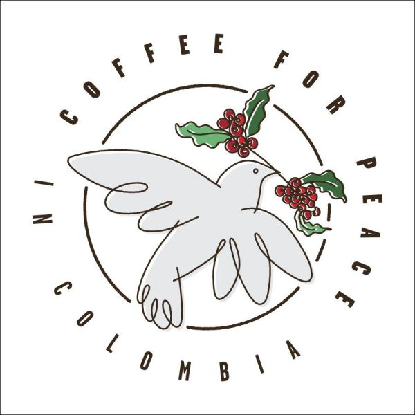 Coffee For Peace Colombia Las Torres Espresso - Limited Edition