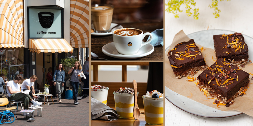 Coffee hotspot – Coffee Room Amsterdam
