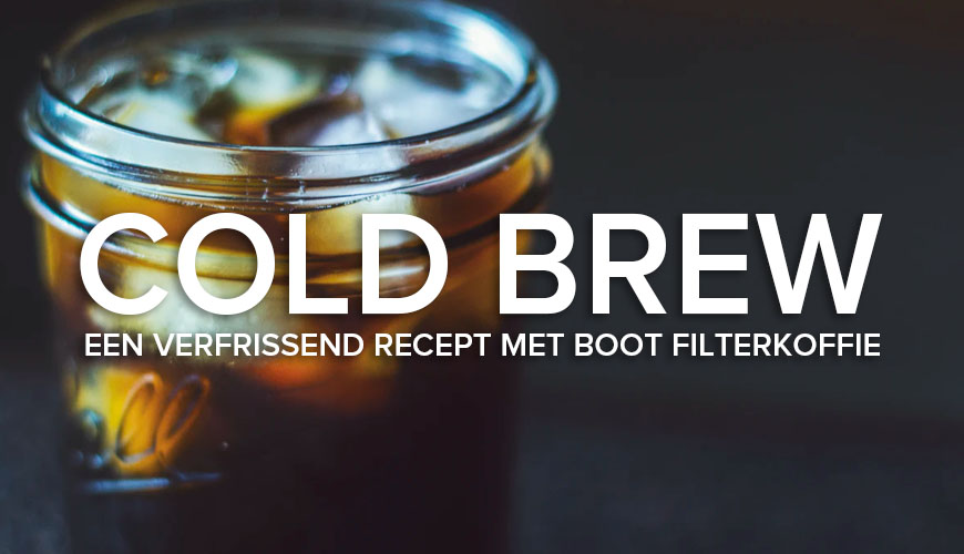 Cold Brew Koffie recept