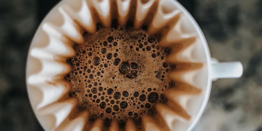 Handleiding Filterkoffie zetten