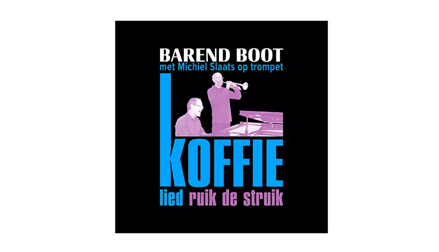 Koffielied 'Ruik de struik' van Barend Boot