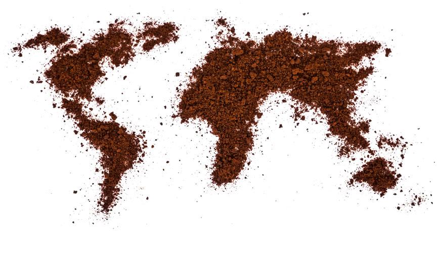 Wie heeft koffie ontdekt?