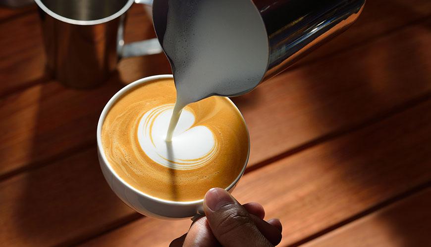 Video 4 - Basis Latte Art