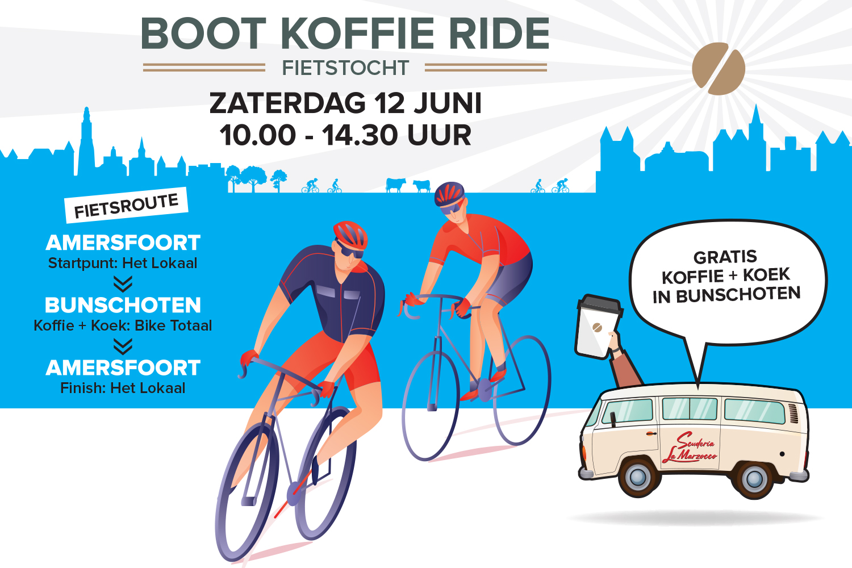 Boot Koffie Ride